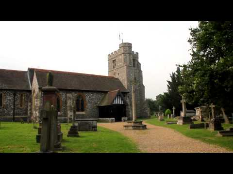 bushey - Olympic bellringing at 8:12am on the first day of London 2012 Bells start at 0:35. Action at 1:55 and 3:30 Thanks to the vicar for letting my children ring t...