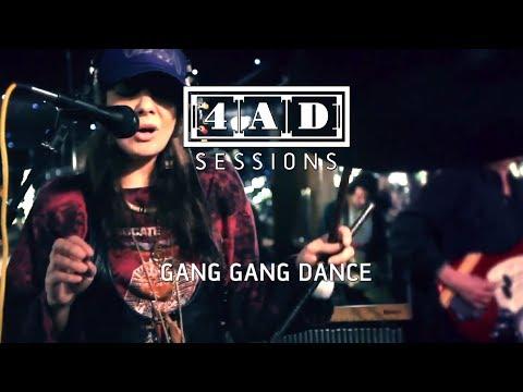 Gang gang dance