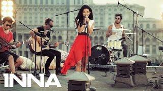 INNA - Crazy Sexy Wild ( Rock the Roof @ Bucharest)
