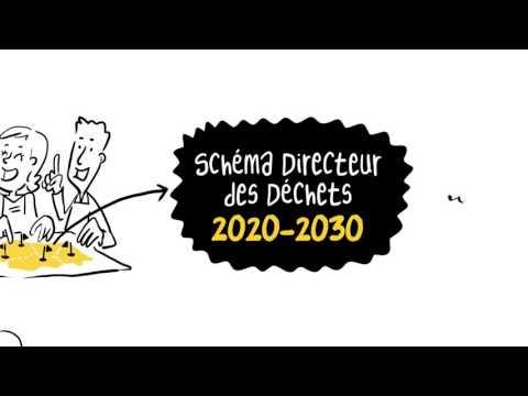Schéma Directeur Déchets 2020-2030 Grenoble Alpes Métropole