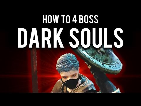 How to beat Dark Souls Remastered in 4 Bosses