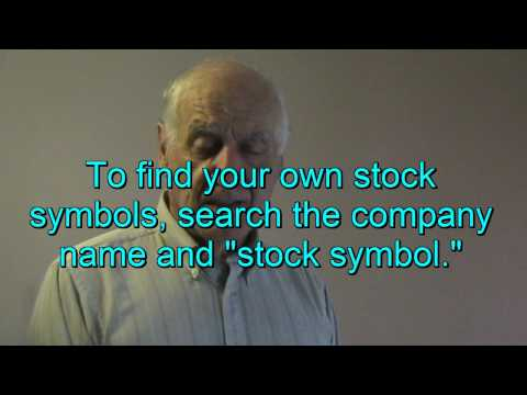 buy stocks - http://www.ezfinancialtutorials.com/lesson11.html This is a step by step way to research any stock in the US markets by using Google Finance. The information...