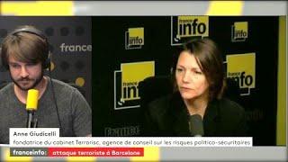 Anne Giudicelli, cabinet Terrorisc