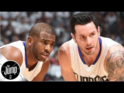 Video: JJ Redick says the Lob City Clippers 'f----- [things] up' by not winning a title | The Jump