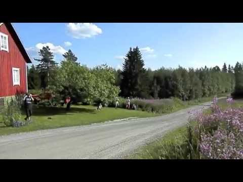 Rally Finland 2014 Test - Ford Fiesta RS WRC - Kubica