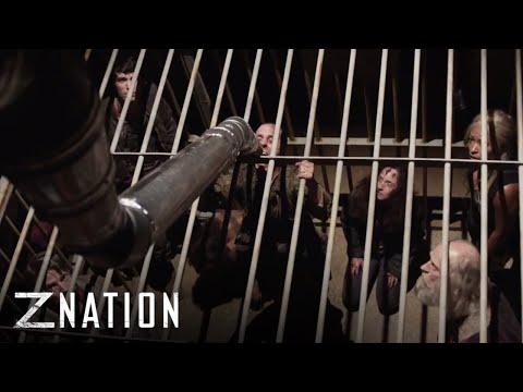 Z NATION | Season 4, Episode 5 Clip: Give the Slip | SYFY