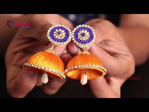 EARRINGS: Unique Designer Jewelry 2017 Trends Fashion