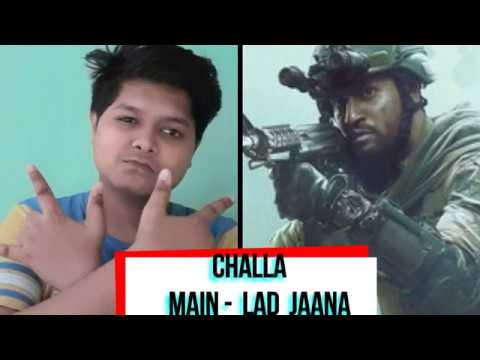 CHALLA - MAIN LAD JAANA// SONG DANCE COVER // ( URI )  \ \ // #passion for dance