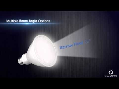 PAR38 17W DIMMABLE