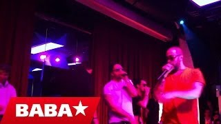 BABASTARS @ Rinora4 Schweiz (Bone Veq Per Mu&1 Splif Mas Koncertit..)