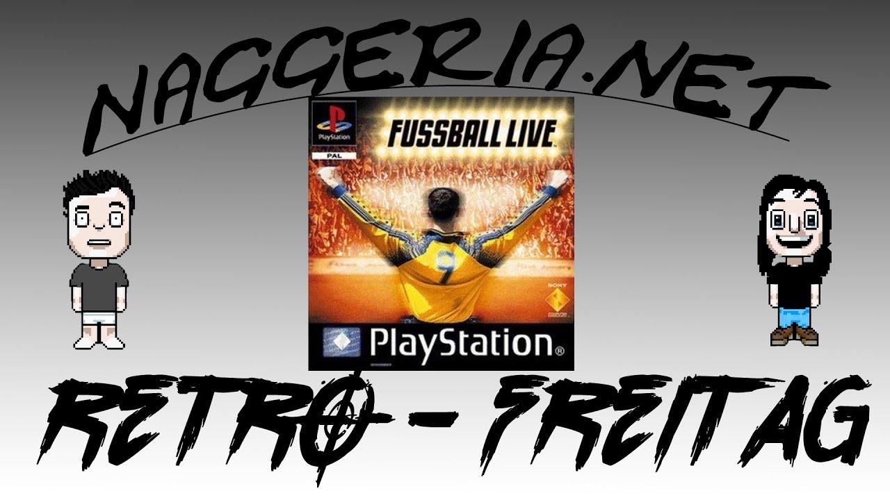 [Retro-Freitag] Fussball Live (PS1)