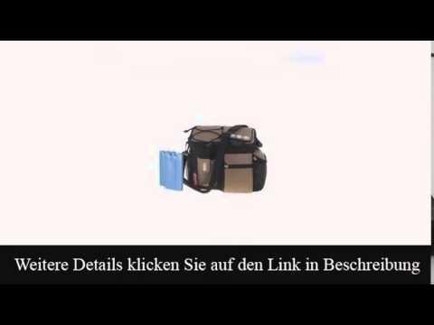 EZetil Kühltasche Soft Cooler KC PROFESSIONAL 6 inkl. 2 Kühlakkus 220g