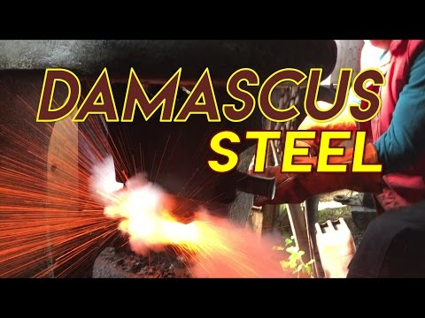 Video Damascus Steel download in MP3, 3GP, MP4, WEBM, AVI, FLV January 2017