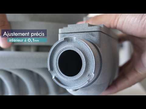 Penser, concevoir et fabriquer autrement grâce à l'impression 3D - Edge Piscines (69) | UNR