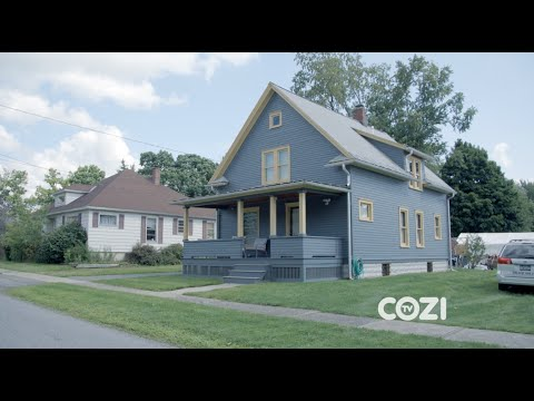 Inside Lucy's Childhood Home