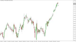 FTSE 100 - FTSE 100 Technical Analysis for January 17 2017 by FXEmpire.com
