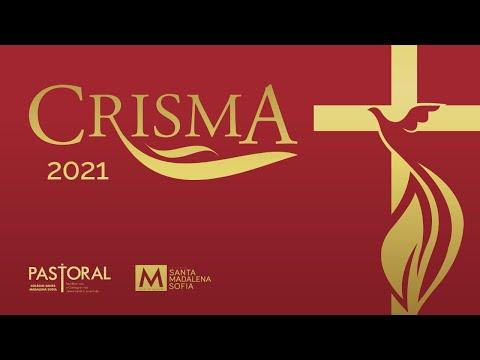 Crisma 2021 - Colégio Santa Madalena Sofia