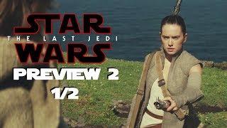 Video Star Wars VIII: Vader kehrt zurück | Leia fällt ins Koma |  Kopfgeld auf Finn | Preview [2 1/2] MP3, 3GP, MP4, WEBM, AVI, FLV Oktober 2017