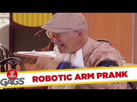 Broma del brazo mecánico