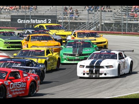 Full Trans Am Race at Mid-Ohio
