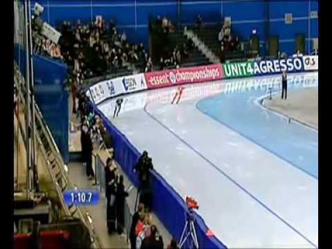2009 1500meter WSD Speed Skating Champions