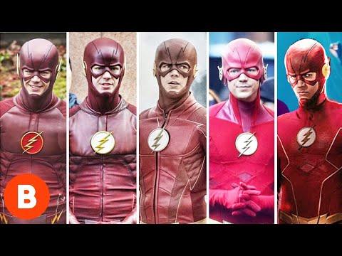 The Flash Characters Season 1 To Season 6