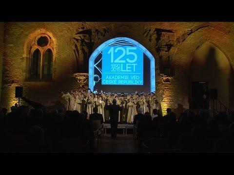 Akademie věd oslavila 125. narozeniny