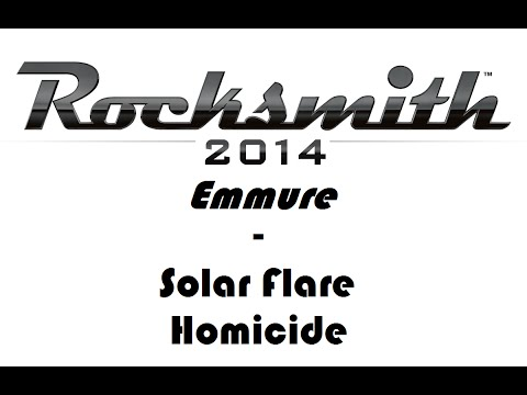 Video Rocksmith 2014 - Solar Flare Homicide - Emmure download in MP3, 3GP, MP4, WEBM, AVI, FLV February 2017
