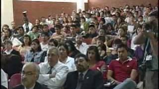 Alcalde Alvaro Arzú expuso sobre el liderazgo