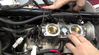 Power Commander 5 Install: 2013 Polaris Scrambler 850