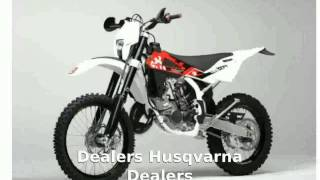 7. 2009 Husqvarna WR 125 - Features, Info