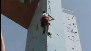 dumlupinar ünv. tırmanış duvarı