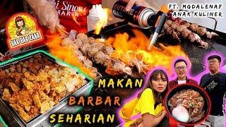 Video NGEJEBAK MAGDA MAKAN PEDES SEHARIAN DI BARBARZAAR!! Ft. MGDALENAF & Anak Kuliner MP3, 3GP, MP4, WEBM, AVI, FLV Agustus 2019