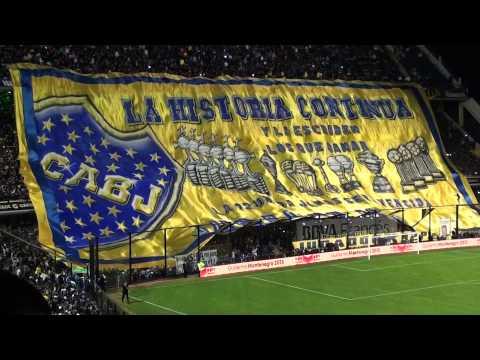 Despedida de Battaglia / Telon - Carnaval toda la vida - Gol de Roman - La 12 - Boca Juniors