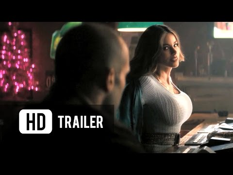Wild Card (2015) - Official Trailer [HD]