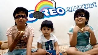 Video Kids Brother - Challenge Time : Oreo Challenge MP3, 3GP, MP4, WEBM, AVI, FLV Januari 2019