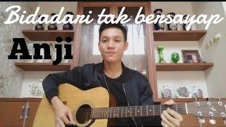 Video Anji-Bidadari Tak Bersayap (cover heryandi) MP3, 3GP, MP4, WEBM, AVI, FLV Februari 2018