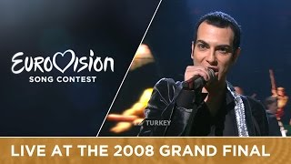 Video Mor ve Ötesi - Deli (Turkey) Live 2008 Eurovision Song Contest MP3, 3GP, MP4, WEBM, AVI, FLV Februari 2019