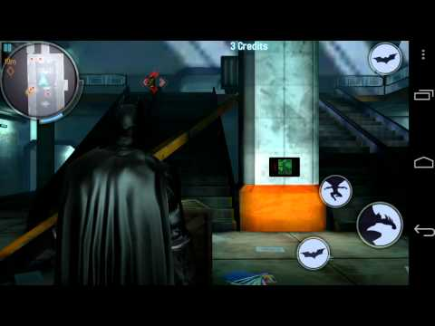the dark knight rises android game