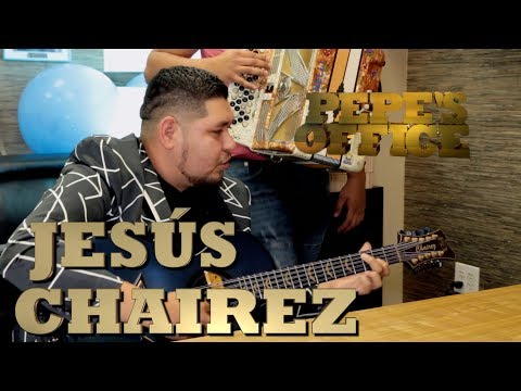 JESÚS CHAIREZ EXPLICA CONTROVERSIA DEL ELEGANTE - Pepe's Office - Thumbnail