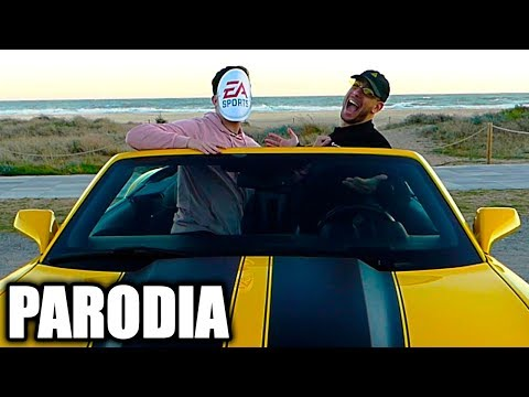 AMOR DE FIFA (PARODIA) BAD BUNNY AMORFODA