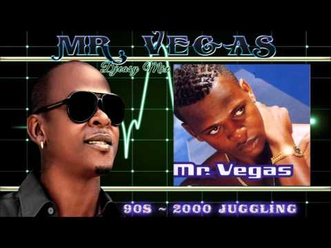 Mr. Vegas 90s -   Early 2000s Dancehall Juggling (Ziggi di) mix by  Djeasy