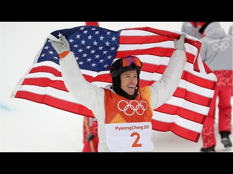 Shaun White Wins Gold Medal In Dramatic Finish