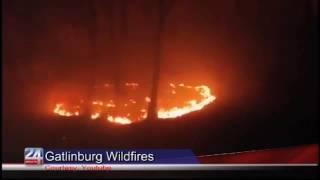 Deadly Gatlinburg Fires