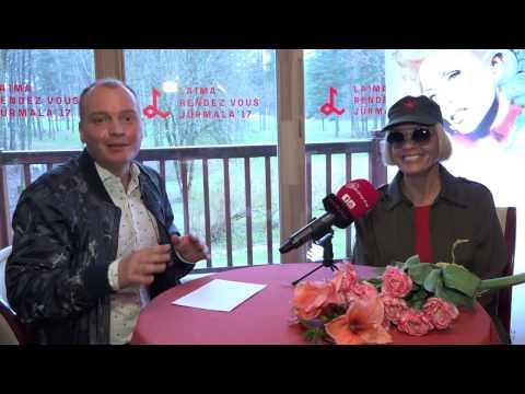 Лайма Вайкуле эксклюзивное интервью 2017