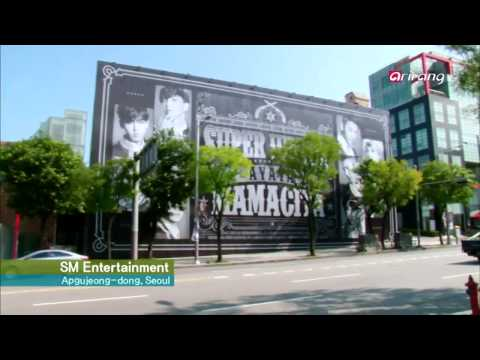 Travel Story S2-Looking around Gangnam by riding Gangnam City Tour Bus   강남시티투어