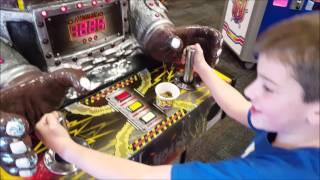 Kid Temper Tantrum  At Chuck E. Cheese's Part Two [ Original ]