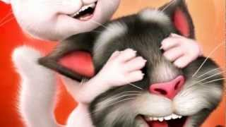 Tom Cat Angela Love Together Forever ( talking angela java )