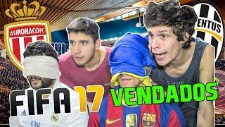 Video MONACO vs JUVENTUS  | Champions 2017 | FIFA 17 VENDADOS MP3, 3GP, MP4, WEBM, AVI, FLV Mei 2017