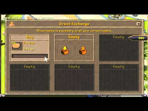 How to Make Money on RuneScape Fast — 2013-2014+ F2P